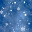 jQueryを使って、自分で雪を降らせてみた